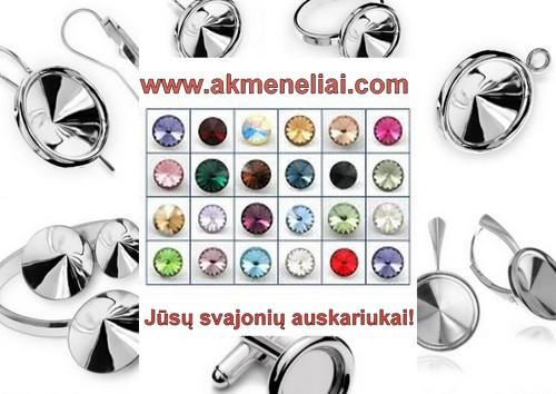 Kristalai papuosalams